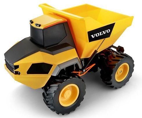 Maisto model Volvo - Dump Truck