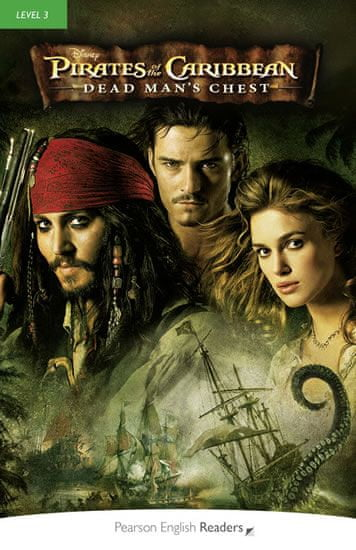 Level 3: Pirates of the Caribbean 2: Dead Man´s Chest Book and MP3 Pack