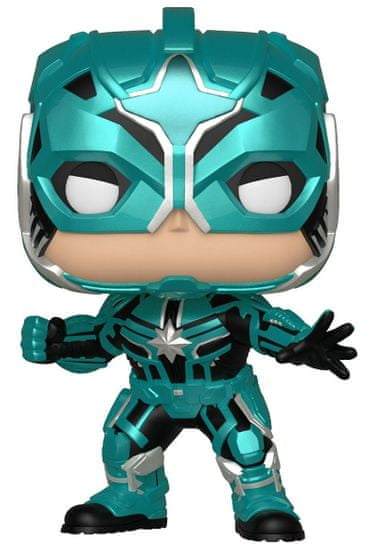 Funko POP Marvel Captain Marvel - Yon Rogg