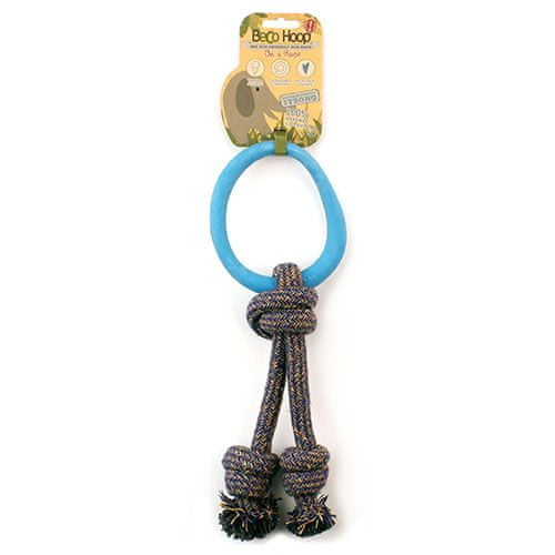 Beco Hoop on a Rope Large