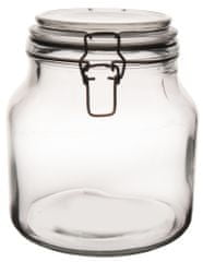 Orion słoik szklany CLIP patent 2,4 l IRMA 126477 x 4 szt