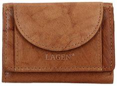 Lagen Női pénztárca W-2030 Cognac