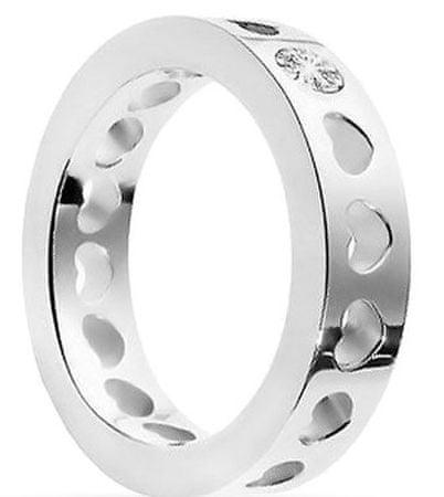 a23323267 Morellato Oceľový prsteň so srdiečkami S0R07 (Obvod 52 mm) | MALL.SK