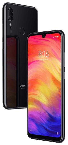 Xiaomi Redmi Note 7, 3 GB / 32 GB, Global Version, Space Black