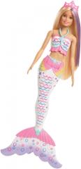 Mattel Barbie D.I.Y. Crayola mořská víla