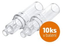 Solight náhradní trubičky pro alkohol tester Solight 1T04, 10ks
