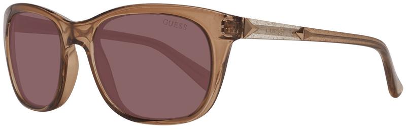 Guess dámské hnědé sluneční brýle