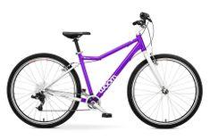 """Woom  6 Purple 26"""" dětské kolo"""