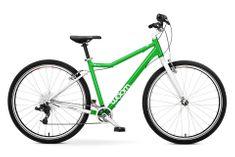 "Woom  6 Green 26"" dětské kolo"
