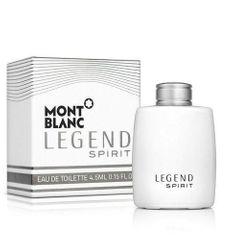Mont Blanc Legend Spirit - miniatura EDT