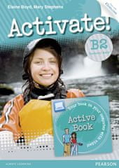 Boyd Elaine: Activate! B2 Students´ Book with Access Code and Active Book Pack