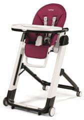 PEG PEREGO krzesełko do karmienia Siesta Follow Me Berry 2021