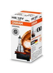 Osram Žárovka typ H8, 12V, 35W, ORIGINAL LINE, Halogenové, krabička, 1ks