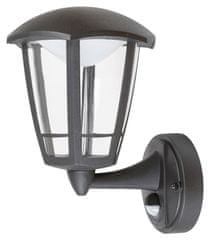 Rabalux Vonkajšie nástenné svetlo Sorrento so senzorom 7849
