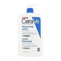 CeraVe Hydratační mléko pro suchou až velmi suchou pokožku (Moisturising Lotion) 1000 ml