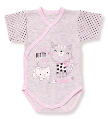 Lafel dívčí zavinovací body Kitty