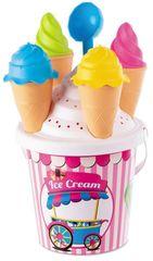 Mondo toys Súprava na piesok zmrzlina