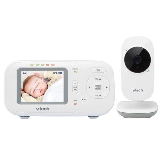 """Vtech VM2251, dětská video chůvička s barevným displejem 2,4"""""""