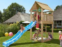 Jungle Gym Dětské hřiště Cabin