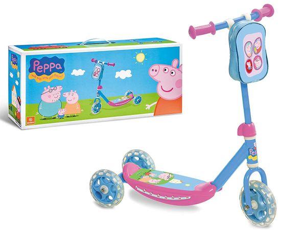 Mondo toys 28181 Trojkolesová kolobežka PIG