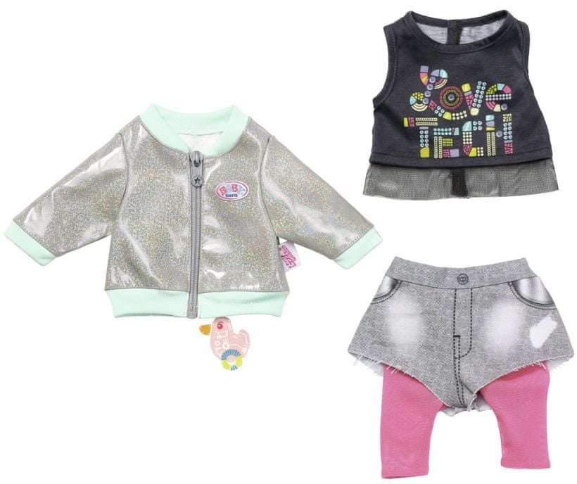 BABY born Oblečení do města