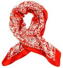 Alber Zoran dámský červený šátek