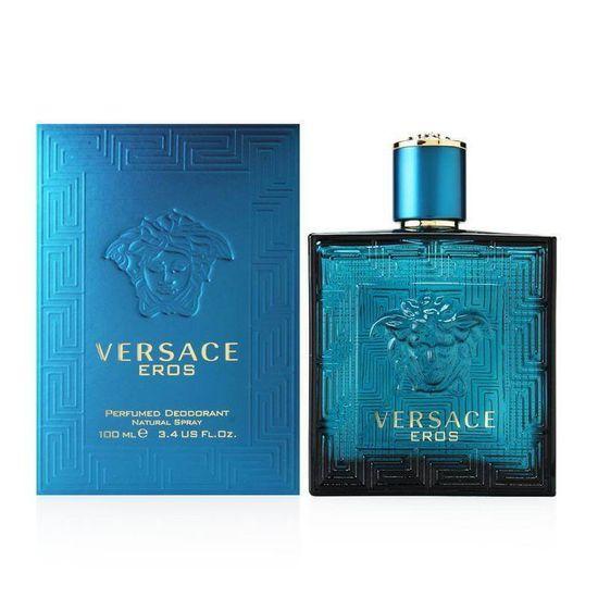 Versace deodorant v razpršilu Eros, 100ml