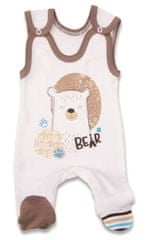 Lafel chlapecké dupačky Bear