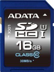 Adata SDHC Premier 16GB UHS-I (ASDH16GUICL10-R)