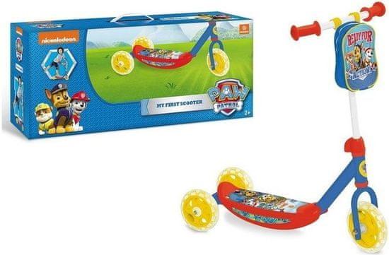 Mondo toys 28102 Tříkolová koloběžka Paw Patrol