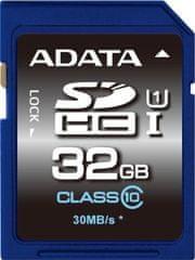 Adata SDHC Premier 32GB UHS-I (ASDH32GUICL10-R)