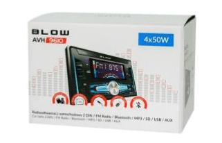 Blow avtoradio AVH 9610