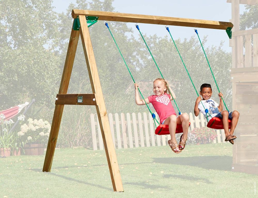 Jungle Gym Modul dvou houpaček 2-Swing Module X´tra