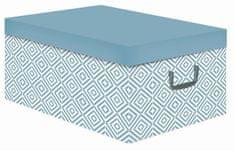 Compactor Nordic składany schowek - karton, jasnoniebieski