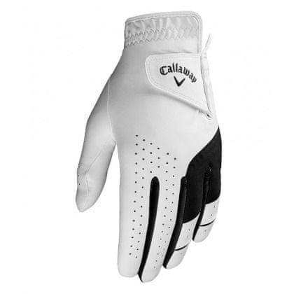 Callaway X Junior Golf rukavice - pár Bílá Levá (pro praváky) M