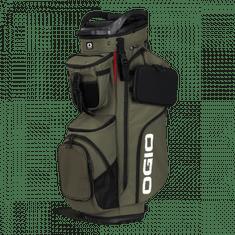 Ogio Alpha Convoy Cart Bag zelená