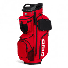 Ogio Alpha Convoy Cart Bag červená