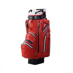 BigMax Big Max Aqua Tour 2 Cart Bag červená