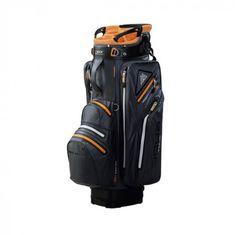 BigMax Big Max Aqua Tour 2 Cart Bag černá-oranžová