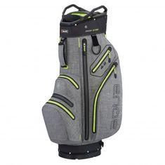 BigMax Big Max Aqua V-4 Cart Bag šedá