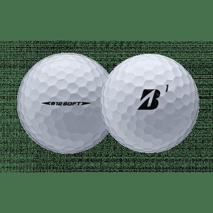Bridgestone e12 Soft míčky 12 ks