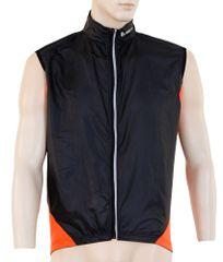 Sensor Parachute Extralite férfi mellény fekete/narancssárga -M