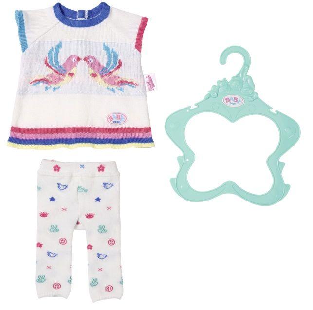 ZAPF Baby born Pletené oblečení