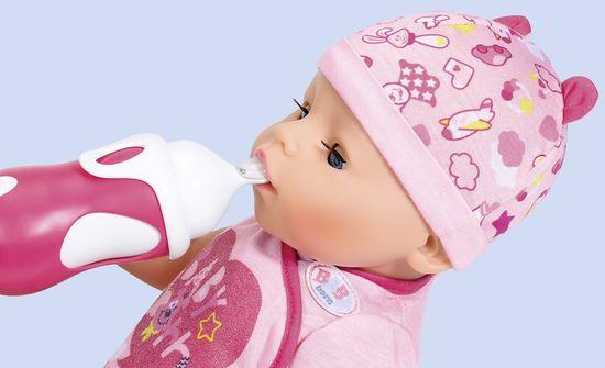 BABY born Interaktív cumisüveg és kanál