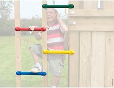 Jungle Gym Dvojitý žebřík 1 Step Ladder