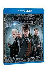Fantastická zvířata: Grindelwaldovy zločiny (2D+3D verze) - Blu-ray