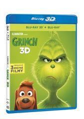Grinch (3D+2D verze) - Blu-ray