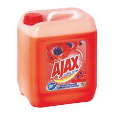 AJAX univerzalno čistilno sredstvo Floral Fiesta Red Flowers, 5 l