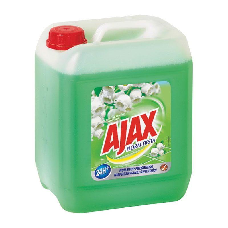 AJAX univerzálny čistiaci prostriedok Floral Fiesta Flower of Spring 5 l
