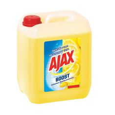 AJAX univerzálny čistiaci prostriedok Boost Baking Soda & Lemon 5 l